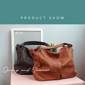 Image 2 - CEZIRA sacs à main en cuir Pu Hobos pour femmes, grands sacs de bonne qualité, sacs à épaule solide de poche, fourre tout pour dames