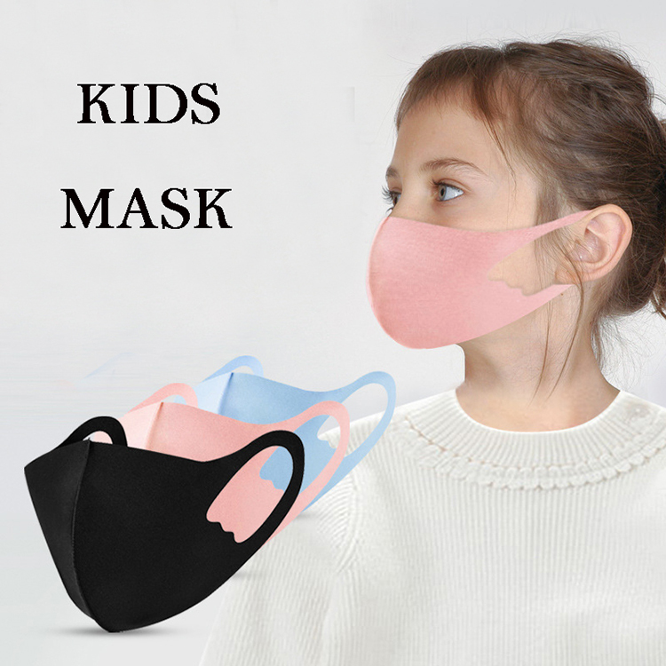 2020 New Kids Mouth Mask Pollution Mouth Mask Anti Air Dust And Smoke Pollution Mask Anti-Bacterial Outdoor Travel Dust Mask
