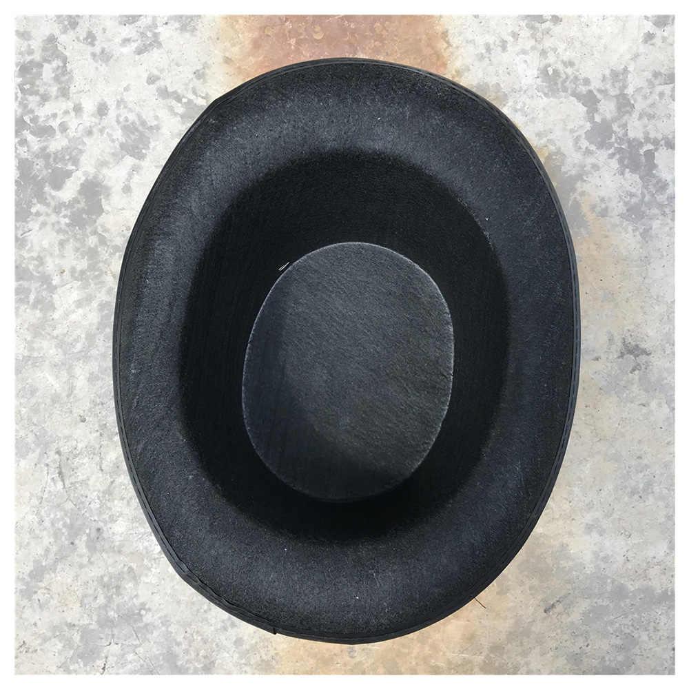 2020 Высококачественная ручная стимпанк шляпа с металлическим зубчатым механизмом для мужчин и женщин Волшебная Шляпа котелок размер 57 см