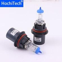 Высокое качество 9004/HB1 Hi/Lo светильник галогеновая лампа 4500K 12V 80W 3000Lm ксеноновая теплая белая кварцевая стеклянная Автомобильная заменяемая лампочка для фар