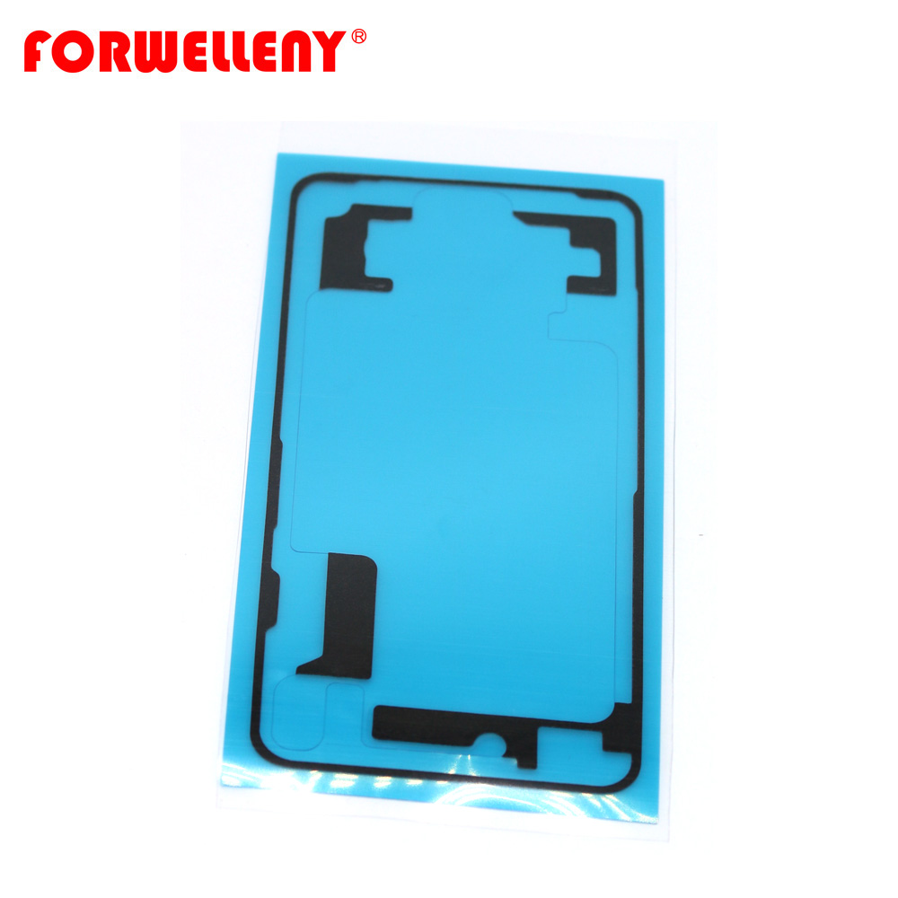 For LG V40 ThinQ Back Glass Cover Adhesive Sticker Stickers Glue Battery Cover Door Housing