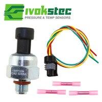 Injection Control Druck ICP Sensor 1807329C92 Für Ford Powerstroke 7 3 7 3 L 1997 2003 Mit Zopf Harness Stecker Stecker|Drucksensor|Kraftfahrzeuge und Motorräder -