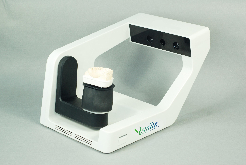 Auto 3D Scanner For CADCAM  Dental Zirconia Block HT High Translucency Zirconia For Coping Open CADCAM