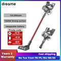 Dreame T20 Handheld Cordless Vacuum Cleaner 25kPa Suction All-surface Brush Dust Collector Dust Collector Floor Carpet Aspirator