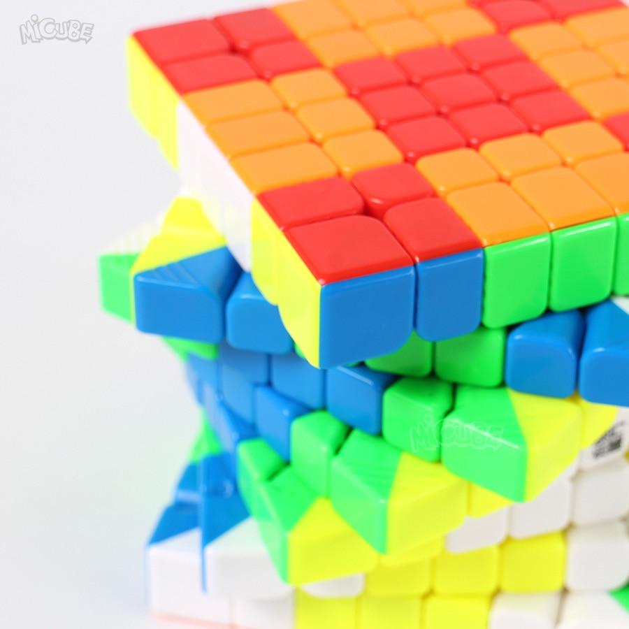 velocidade 7x7 yufu m brinquedo cubo magico para criancas cubo neo 7x7 05
