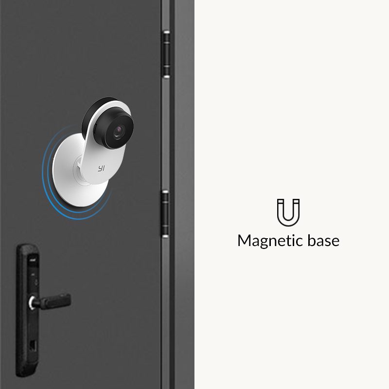 Image 4 - YI Smart Home Camera 3 AI Powered IP Security Surveillance System Indoor House Cam with Human Detection Two Way Audio Monitor-in Surveillance Cameras from Security & Protection