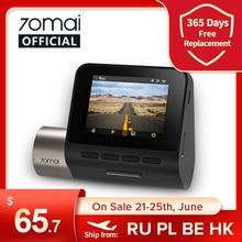 70mai Dash Cam Pro Plus+ 70mai Plus Car DVR Built-in GPS 1944P Speed Coordinates ADAS 24Hours Parking A500S