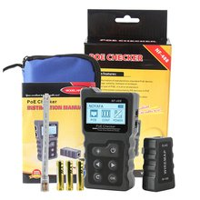 Network Tester Checker Test Power Over The Ethernet Cat5 Cat