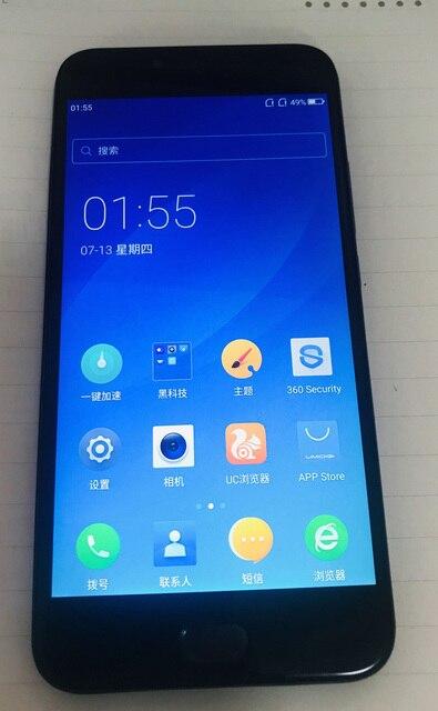 Ecran tactile dorigine + écran LCD + carte mère pour UMIDIGI C NOTE 2 MTK6750T Octa Core 5.5 pouces FHD livraison gratuite