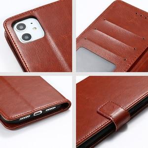 Image 2 - PU Leather Cases For ZTE Blade 20 Smart V9 V10 Vita V8 Mini Lite Case M2 L8 A7 A5 2019 A320 A510 A512 A520 A530 A601 A610 Cover