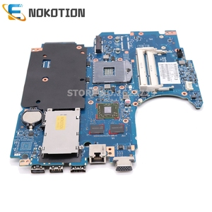 Image 4 - NOKOTION 670795 001 658343 001 Motherboard for HP Probook 4530s 4730s 6050A2465501 PC Mainboard HM65 DDR3 with graphics