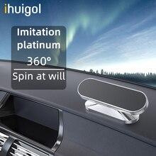 ! Accezz Magnetische Auto Telefoon Houder 360 Graden Draaien Magneet Mobiele Telefoon Houder Voor Iphone 12 11 Samsung Xiaomi Universele Beugel