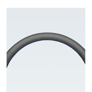 Image 4 - أسود بولي Artificial الجلود الاصطناعية سيارة غطاء عجلة القيادة لهوندا أكورد 6 1998 2002 أوديسي 1998 2001 أكورا CL 1998 2003 MDX