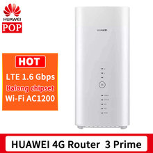 HUAWEI B818-263 Dual Band huawei 4G Router 3 Prime LTE CAT19 Bis zu 1,6 Gbps Wireless Router