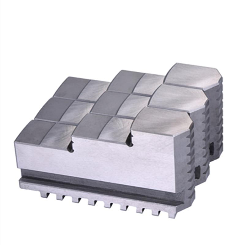 Positive Claw K11-80 K11-100 K11-125 K11-130 K11-160 K11-200 Universal Three-jaw Chuck Claw Card Foot 3Pcs/Set Mechanical Lathe