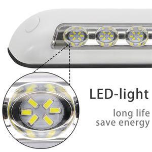 Image 2 - مقاوم للماء 12 فولت RV LED المظلة الشرفة ضوء IP67 الخارجية الداخلية الجدار مصباح إضاءة البار العالمي لقارب قافلة منخفضة الطاقة Consuption