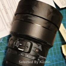 เลนส์DecalผิวสำหรับSigma 14 24 F2.8 E Mount Sony Protector Anti Scratch Coat Wrap Case