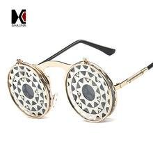 Женские и мужские вечерние очки shauna уникальные круглые в
