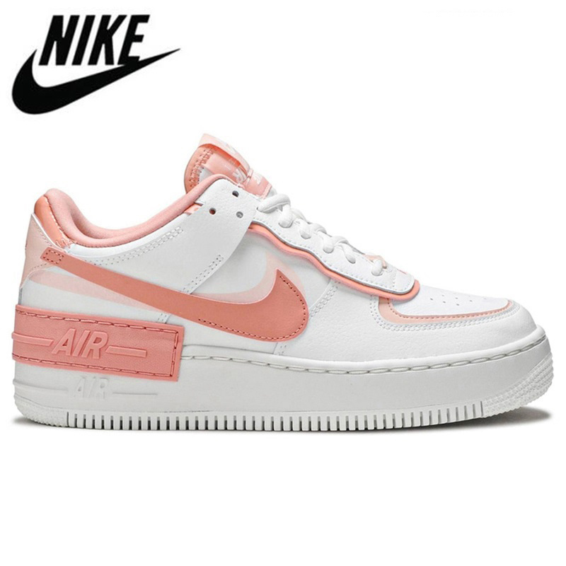 Nike-Air Force 1 Shadow Skateboarding Shoes For Women 2020 Men Air ...