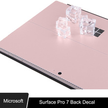 XSKN for Microsoft Surface Pro 7 Ultra Thin Rose Gold Back Decal Skin Protector Sticker