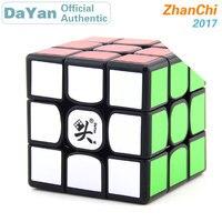 ダヤン ZhanChi 2017 3 × 3 × 3 マジックキューブ 3 × 3 頭の体操プロのスピードツイストパズル抗ストレス教育玩具子供のため