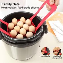 1 шт слинг для пароварки с изоляционной подставкой яиц поднос