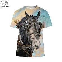Ух девушка любовь лошадь тату рисунков животных красочные забавные
