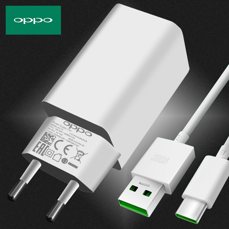 5V/4A VOOC Flash Fast Wall Charger Adapter USB Micro Cable For OPPO R11 R11s R9s | eBay