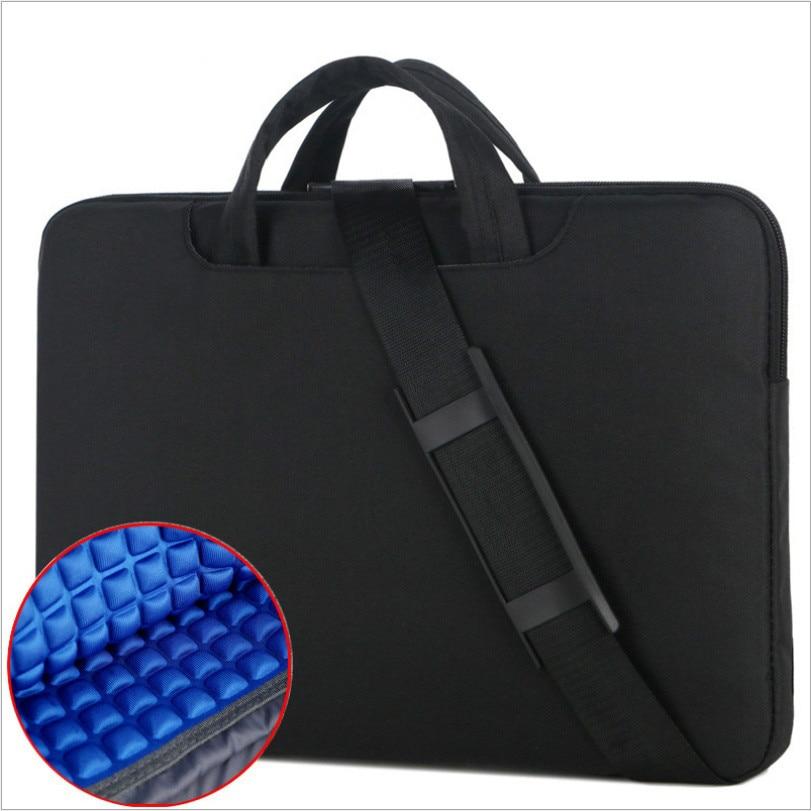 British Style Casual Mens Bag Waterproof Oxford Cloth Handbag Briefcase Shoulder Messenger Bag,Blue-L