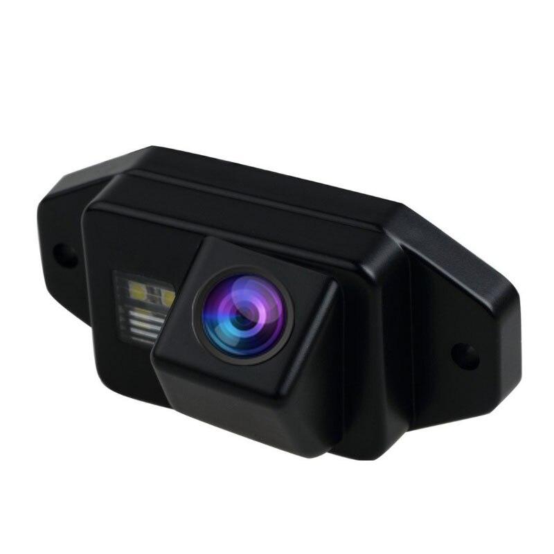 HD CCD Car rear view camera backup camera for 2002 2009 Toyota Land Cruiser 120 Series Toyota Prado 2700 4000 Vehicle Camera     - title=