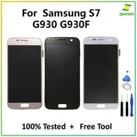 For Samsung Galaxy S7 G930 TFT LCD Display LCD Touch Screen Digitizer Assembly For Samsung Galaxy S7 G930 G930F G9300 SM G930F