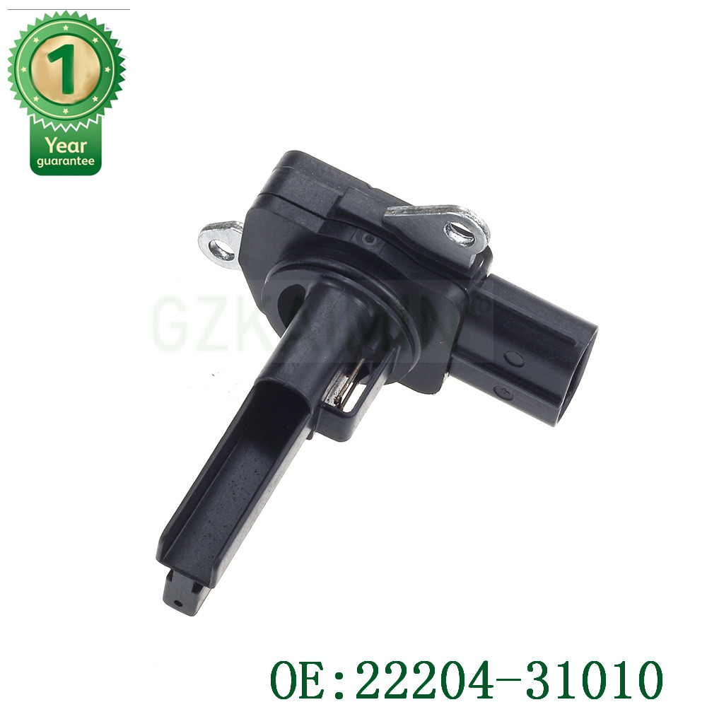 OEM Denso Mass Air Flow Meter Sensor MAF 22204-31020 Fit for Lexus Toyota US