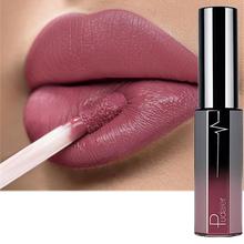 купить Pudaier Matte Lip Gloss Sexy Velvet Lip Plumper Lipgloss Waterproof  Lip Tint Long Lasting Liquid Lipstick Big Lips Makeup в интернет-магазине