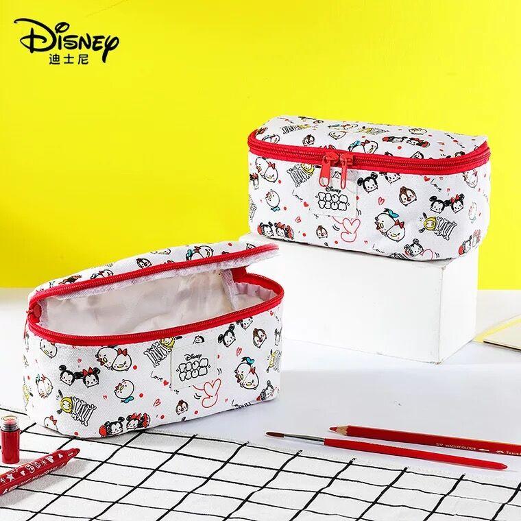 Véritable Disney nouveau Mickey Mouse mode maman sac multi-fonction crayon sac portefeuille sac à main sac pour enfants jouet poupée cadeau d'anniversaire