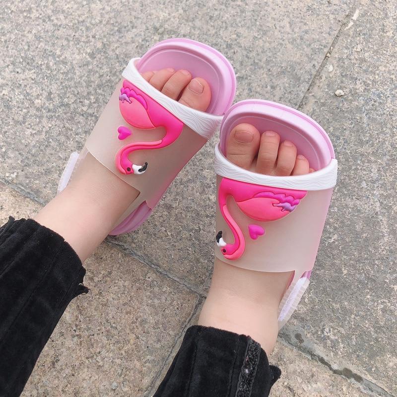 Mini Melissa Beach Slide Sandal 2020 New Summer Boy Girl Jelly Shoes Girls Non-slip Sandals Kids Beach Sandal Toddler
