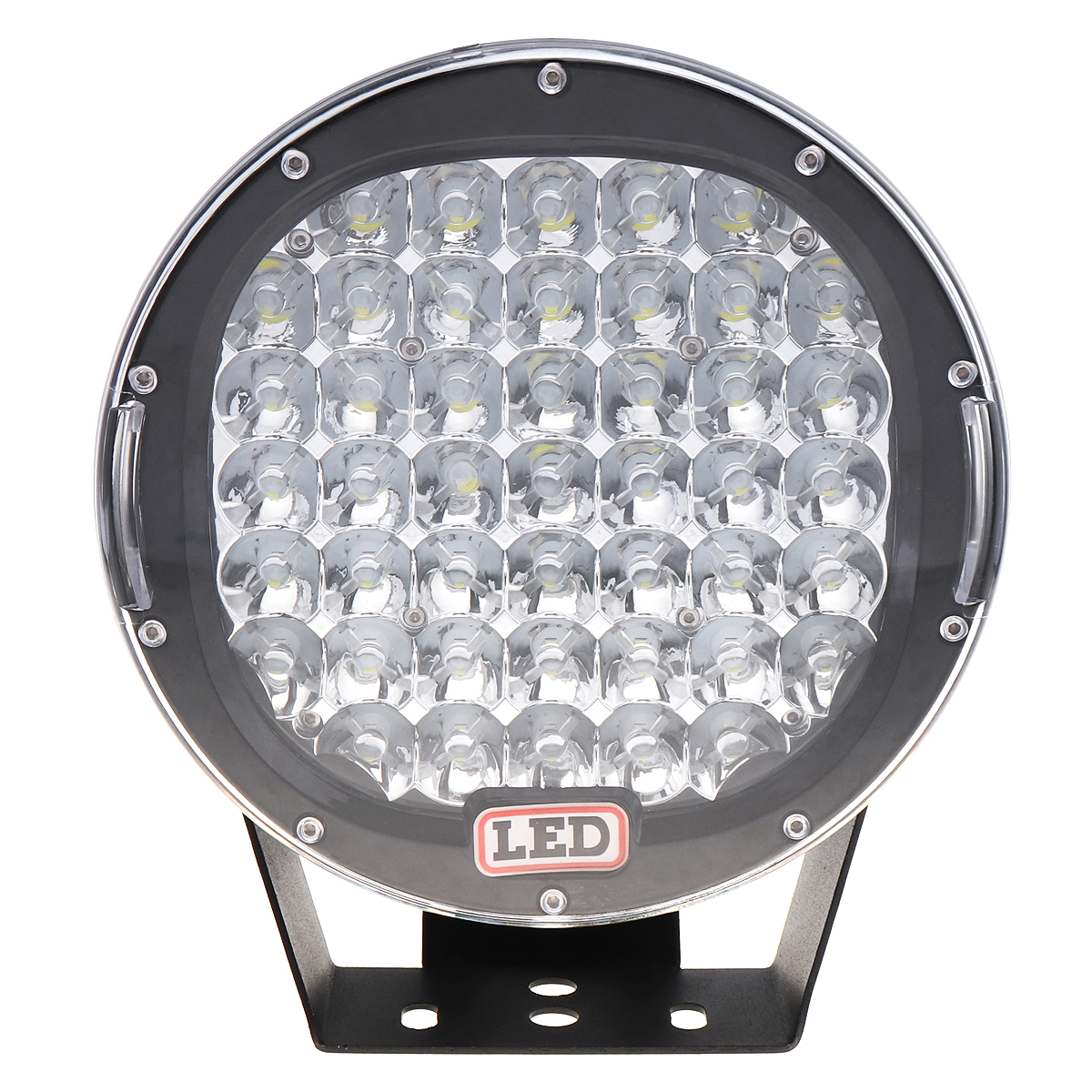 Image 3 - Round LED Spotlights 225W 45x  LED  Car Light Bar As Worklight Spot Light For Boating Fishing SUV Spotlight LED Lights-in Car Headlight Bulbs(LED) from Automobiles & Motorcycles