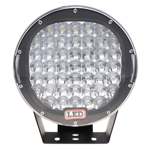 Image 3 - Round LED Spotlights 225W 45x  LED  Car Light Bar As Worklight Spot Light For Boating Fishing SUV Spotlight LED Lights