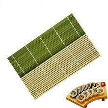 Rouleau à Sushi en bambou, bricolage, tapis à Sushi, Onigiri, rouleau à riz, outils pour Sushi, cuisine japonaise, accessoires Beto