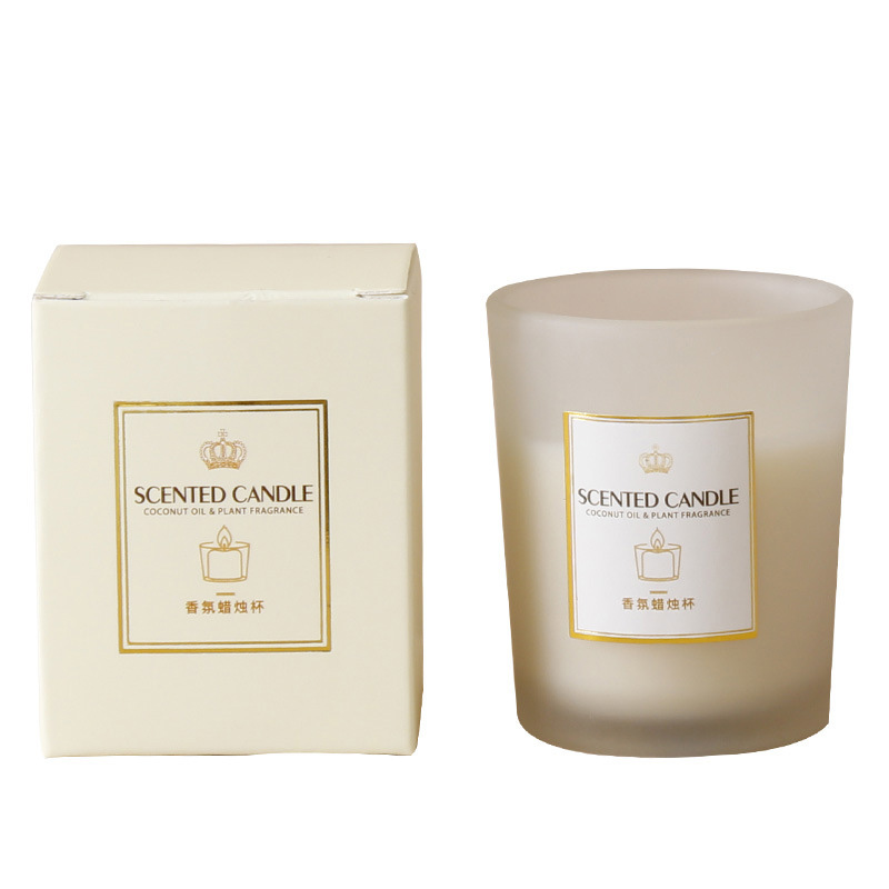 Nordic Scented Candles Home Decoration Yankee Candle Birthday Cake Christmas Romantic Wedding Candles Candle Wax