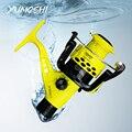 Рыболовная Катушка 2000-7000 серия 5 5: 1 рукоятка рокер 12BB спиннинговая катушка легкая задняя катушка рыболовные колеса carretilha de pesca