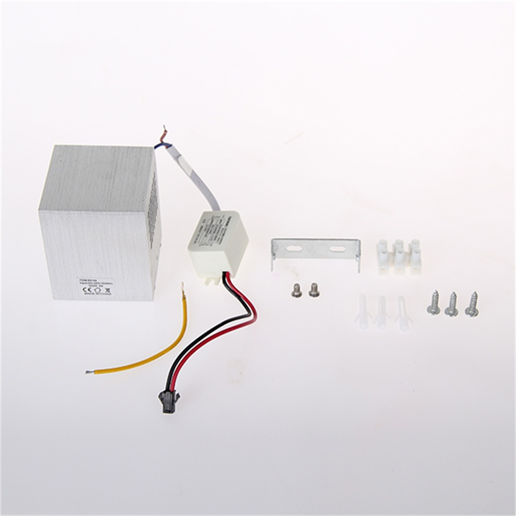 New White 2W/6W LED Wall Light Lamp Sconce Up & Down Mirror Spot Lights Inventory Clearance