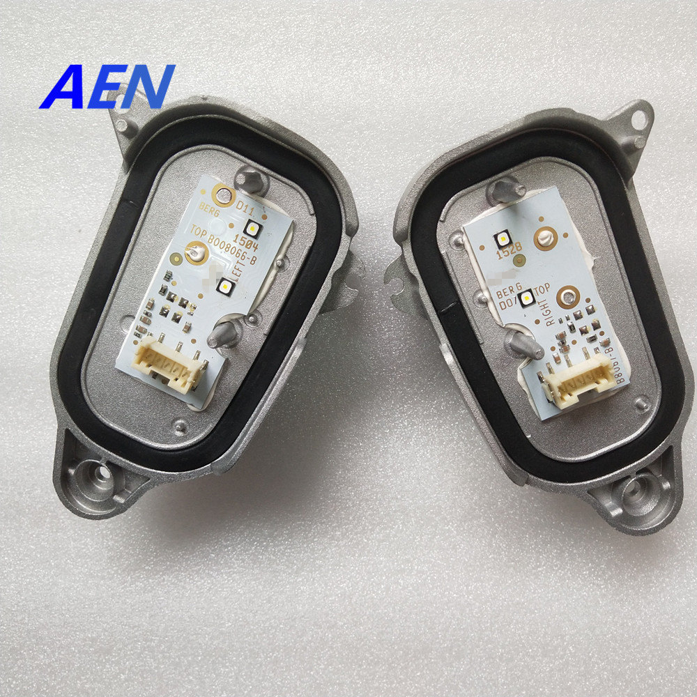 New Headlight LED DRL Right Left Side Light Module Control Unit Ballast 8R0941475B For Audi Q5 LCL 8R0.941.475B 8R0.941.476B