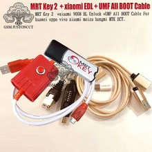 2020 original  MRT KEY 2 Dongle + for GPG xiao mi EDL cable +UMF ALL Boot cable set (EASY SWITCHING) & Micro USB To Type-C
