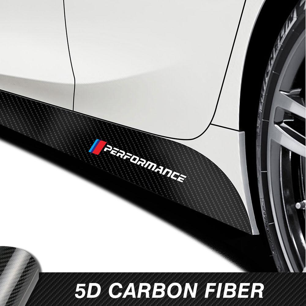 Виниловая наклейка для BMW F20, F30, F15, F16, G30, F10, Z4, E60, E90, G20, F31, F32, 2 шт.