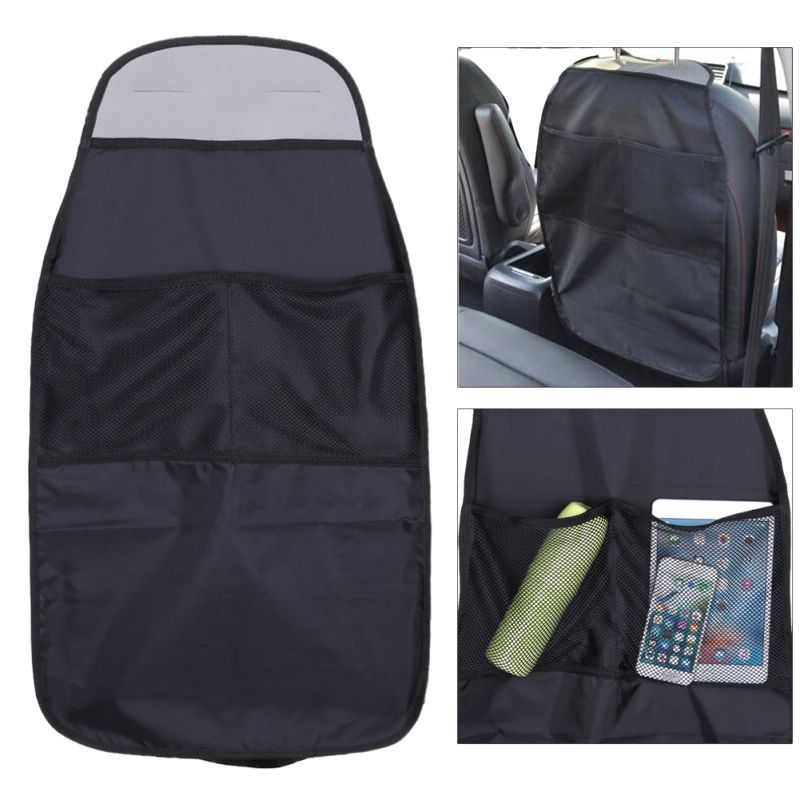 Balight 1PCS Car Seat Protector Car Seat Cover Protector Universal Wear Ground Protect For Kids Kick Mat