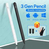 Para Apple lápiz ipad pen stylus para 2018 ipad Pro 11 12,9 9,7 10,2 tableta amortiguador Tech accesorio beige Rojo Negro compruebe Tartan tableta amortiguador Mini 1 2 3 4 5 Smart Touch Pen para Apple lápiz 2