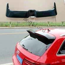 Becquet de toit arrière en plastique ABS de haute qualité, accessoires de couverture de coffre, pour Audi A3 S3 S Line A3 5 portes 2014 – 2018
