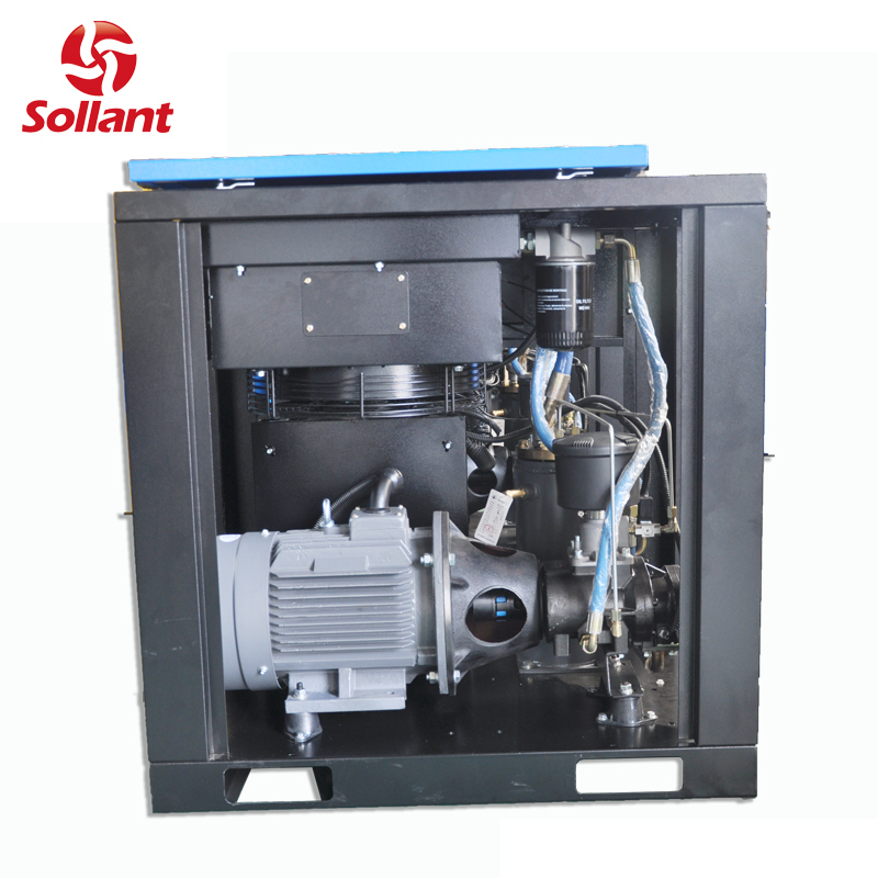 air compressor Diesel engine driven 300psi 33m3 two stage mobile screw air compressor for water well drilling rig