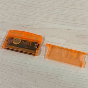 Image 3 - New For EZ FLASH Omega for Nintend GBA Card Housing Shell Cover Orange Limited Version