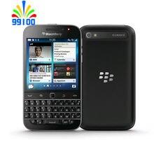 Original Unlocked Cell Phone Blackberry Q20 Classic Qwerty keypad 2G/3G network Dual Core 2GB+16GB 3.5″ screen Smartphone